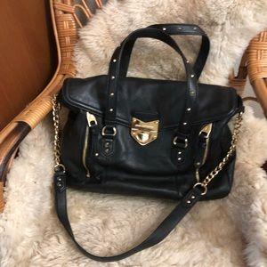 Handbags - Beautiful Amy Kastenberg black leather bag
